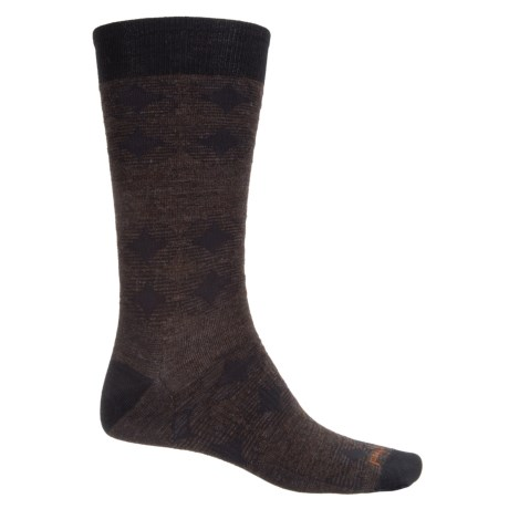 SmartWool Agano Socks - Merino Wool, Crew (For Men)