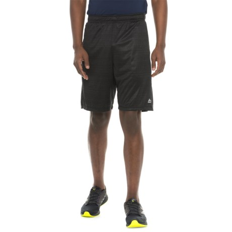 """RBX Printed High-Performance Shorts - 9"""" (For Men)"""