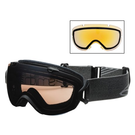 Smith Optics I/OS Snowsport Goggles - Interchangeable Lens