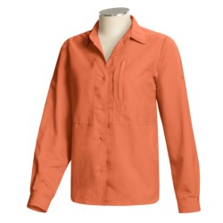Royal Robbins Extreme Expedition Shirt - CoolMax®, Long Sleeve (For Women)