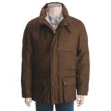 Steinbock Goose Down Car Coat (For Men)