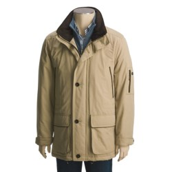 Steinbock Tassilo Cotton Coat - Insulated (For Men)