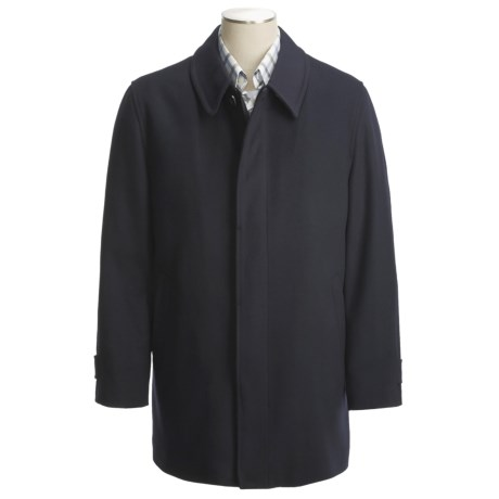Steinbock Rijone Wool Car Coat (For Men)