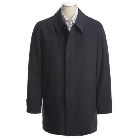 Steinbock Rijone Wool Car Coat (For Men)