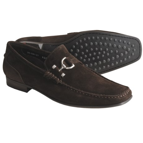 Lloyd Shoes Euro Suede Shoes - Bit Slip-Ons (For Men)