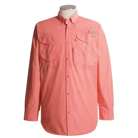 Columbia Sportswear Bonehead Fishing Shirt - Long Sleeve (For Men)