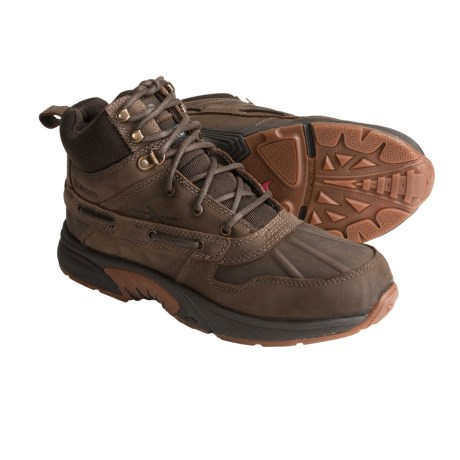 Rugged Shark Portage High Hiking Boots - Waterproof, Leather (For Men)