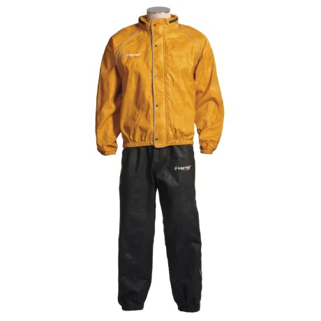 Frogg Toggs Road Toad Reflective Rain/Wind Suit (For Men)
