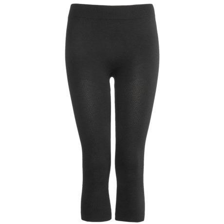 The Mobile Society Angora Plus 3/4 Tights (For Women)