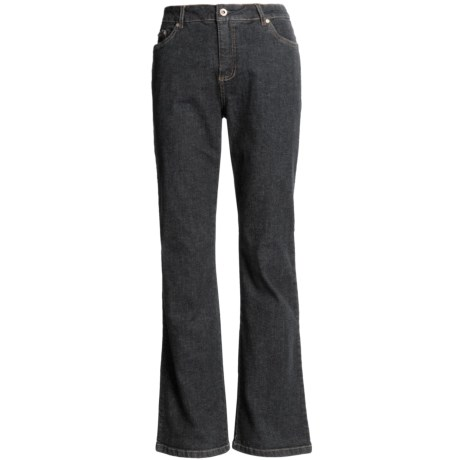 FDJ French Dressing Olivia Flare Jeans - Natural Fit (For Women)