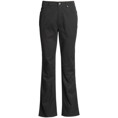 FDJ French Dressing Peggy Twill Pants - Detailed Stitching, Bootcut (For Women)