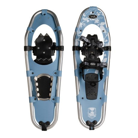 TSL Walk In The Park Snowshoes - 25, Aluminum (For Women)