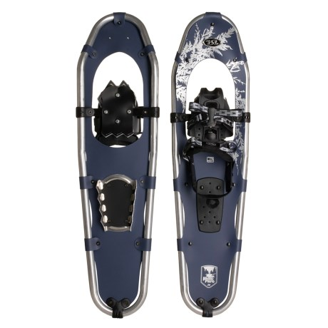 TSL Walk In The Park Snowshoes - 30, Aluminum (For Men)