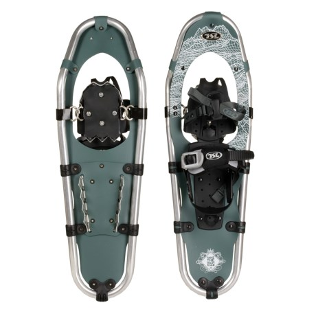 TSL Take the High Road Aluminum Snowshoes - 25 (For Men)