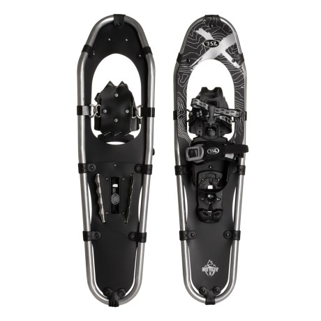 TSL Over the Top Snowshoes - 30, Aluminum