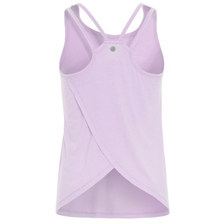 Yogalicious Cross-Back Tank Top (For Big Girls)