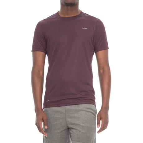 Skora Printed Mesh Running T-Shirt - Short Sleeve (For Men)