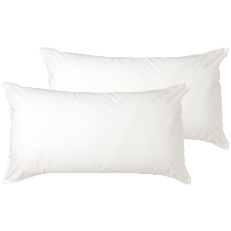 Iso-Pedic Cotton with Cording Pillow - 233 TC, 2-Pack