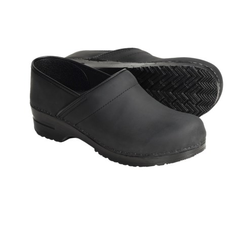 Sanita Professional San Flex Clogs - Oiled Leather (For Women)