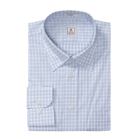 Peter Millar Vespa Collar Dress Shirt - Long Sleeve (For Men)