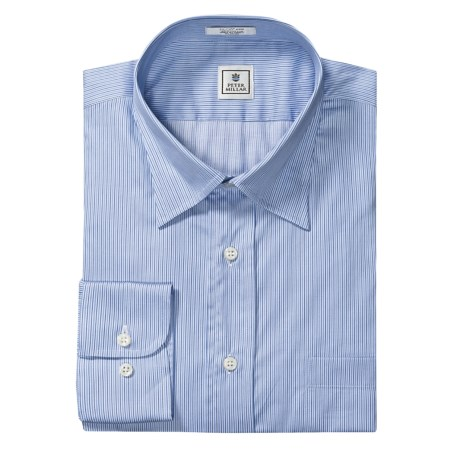 Peter Millar Vespa Collar Dress Shirt - Striped, Long Sleeve (For Men)
