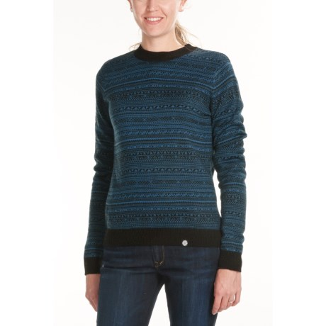 Icewear Norwear Herdis Sweater - Merino Wool (For Women)