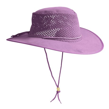 Kakadu Soaka Stroller Microsuede Hat (For Women)