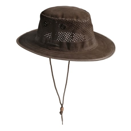 Kakadu Soaka Traveler Microsuede Hat (For Men and Women)