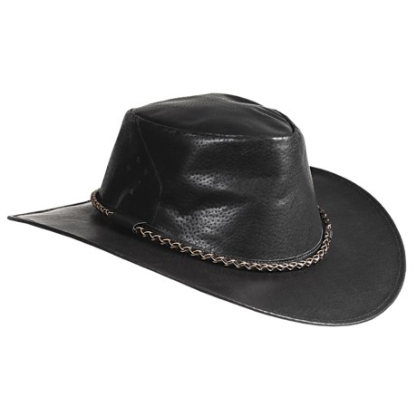 Kakadu Fitzroy Ultralight Vintage Hat - Pigskin (For Men and Women)