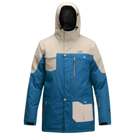 Orage B-Dog Down Jacket - 450 Fill Power, Removable Sleeves (For Men)
