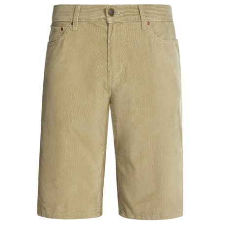 Corduroy Shorts (For Men)