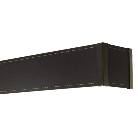 Versailles Faux-Leather Cornice Box - 54""