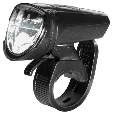 Kryptonite Street F-135 Front Bike Light - 135 Lumen, Rechargeable