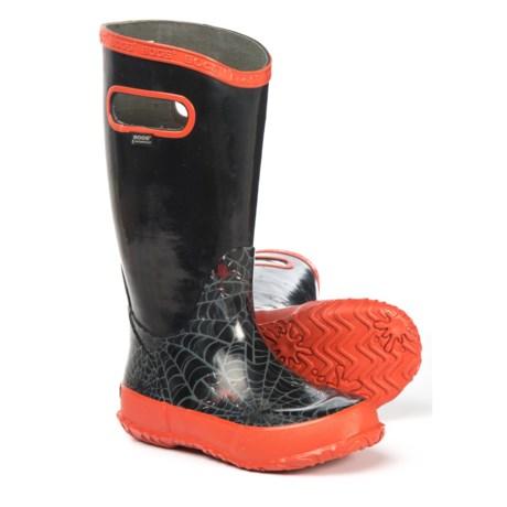 Bogs Footwear Spider Rain Boots - Waterproof (For Boys)