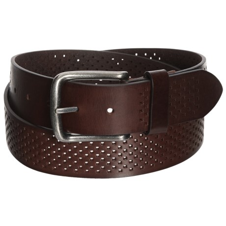 Bill Adler Alexander Belt - Leather (For Men)