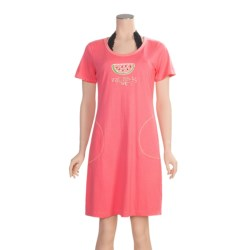 Hatley Beach Cover-Up - Short Sleeve (For Women)