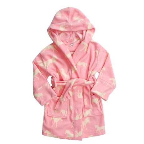 Hatley Microfleece Cozy Robe (For Kids)