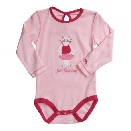 Hatley Baby Bodysuit - Long Sleeve (For Infants)