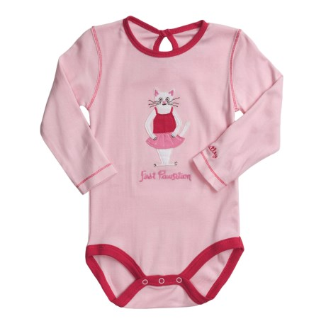 Hatley Baby Bodysuit - Long Sleeve (For Infants)
