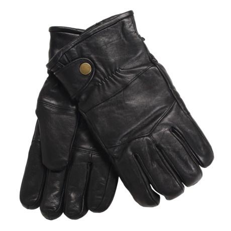 Auclair Sheepskin Gloves - Pile Lining (For Men)