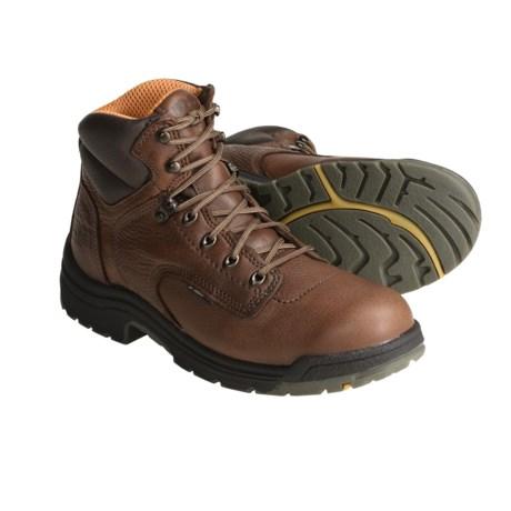 good boots,but irregular - Review of Timberland Pro Titan Soft