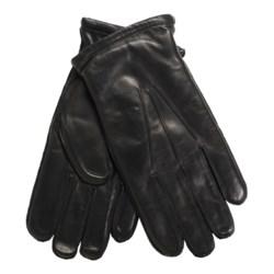 Cire by Grandoe Jackson Premium Sheepskin Leather Gloves - Micropile Lining (For Men)
