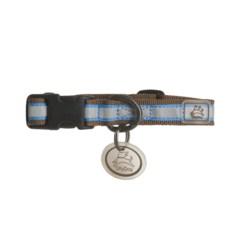 Ollydog Night Life Reflective Dog Collar