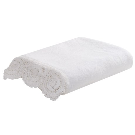 Lintex Crochet Bath Towel - Cotton