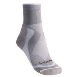 Lorpen Multisport Light Cushion Tri-Layer Socks - 2-Pack, CoolMax®-TENCEL® (For Women)