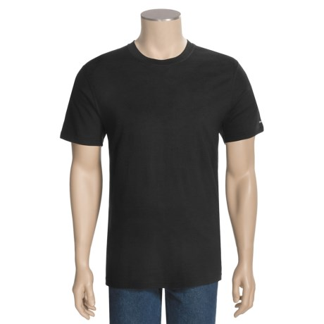 Valde Merino Wool Base Layer Top - Short Sleeve (For Men)