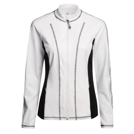 Zen 101 Fitness Jacket (For Women)