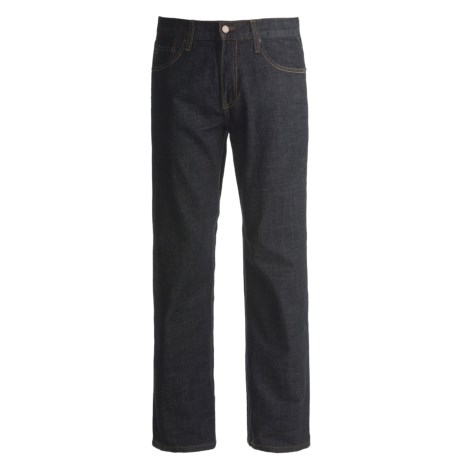 Specially made Straight Fit Denim Jeans - 5-Pocket (For Men)