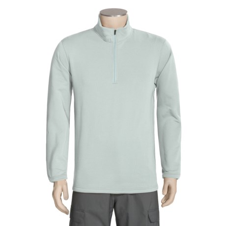 Obermeyer Top II Pullover Shirt - Zip Neck, Long Sleeve (For Men)