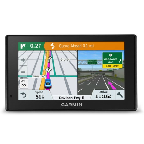 Garmin DriveSmart 51 LMT-S GPS Navigator - Refurbished